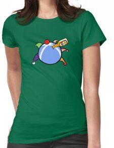 Scotland countryball Womens Fitted T-Shirt