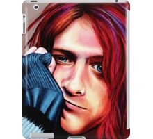 Kurt Cobain iPad Case/Skin