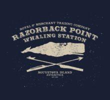 Razorback Point Whaling Station by bluedog725