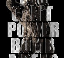 You Can't Powerbomb A Bear by BrodieLeigh
