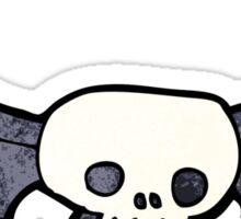 Spooky bat Sticker