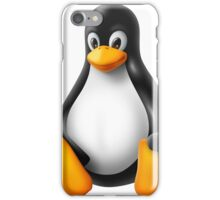 Linux Penguin – Tux iPhone Case/Skin