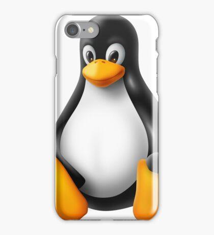 Linux Penguin – Tux iPhone Case/Skin