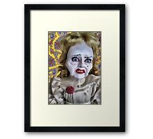 What Ever Happened To Baby Jane? (1962) Framed Print