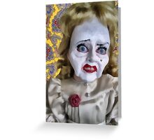 What Ever Happened To Baby Jane? (1962) Greeting Card