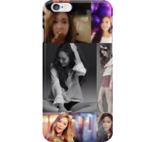 JESSICA JUNG COLLAGE iPhone Case/Skin