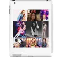 JESSICA JUNG COLLAGE iPad Case/Skin