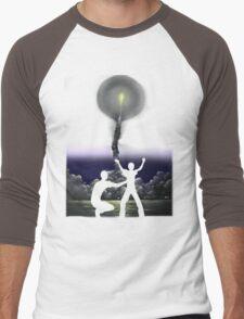 To Be A Kid Again Men's Baseball ¾ T-Shirt