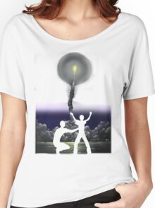 To Be A Kid Again Women's Relaxed Fit T-Shirt