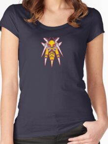 Mega Beedrill Women's Fitted Scoop T-Shirt