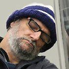 Asleep On the Métro!  by heatherfriedman