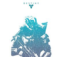Destiny Titan Photographic Print