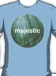 Unofficial Majestic Casual design bamboo T-Shirt