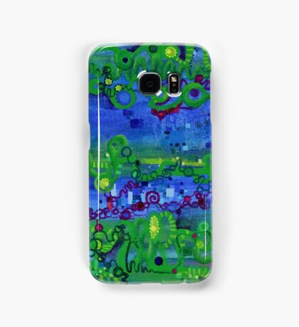 Green Function Samsung Galaxy Case/Skin
