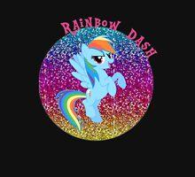 RainbowDashGlitter Unisex T-Shirt