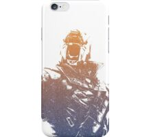 Destiny Warlock iPhone Case/Skin