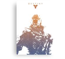 Destiny Warlock Canvas Print
