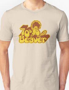 70's Beaver Unisex T-Shirt