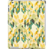 des-integrated tartan pattern iPad Case/Skin