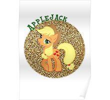 AppleJackGlitter Poster