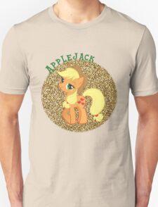 AppleJackGlitter Unisex T-Shirt