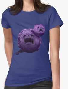 Weezing Womens Fitted T-Shirt