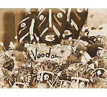 voodoo dolls Photographic Print