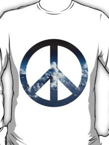 Peaceful Clouds T-Shirt