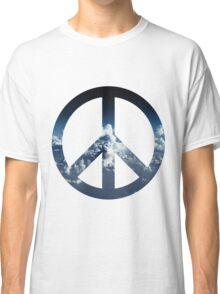 Peaceful Clouds Classic T-Shirt