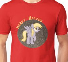 DerpyHoovesGlitter Unisex T-Shirt