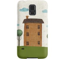 House in the сlouds Samsung Galaxy Case/Skin