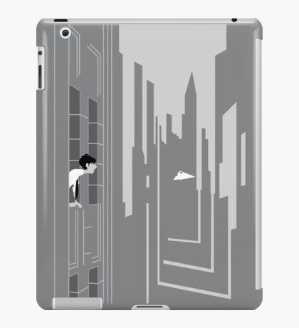 Paper Magic iPad Case/Skin