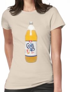 Colt 45 40oz Womens Fitted T-Shirt