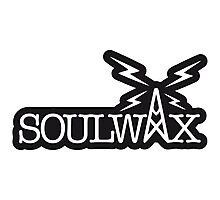 Soulwax t shirt Photographic Print