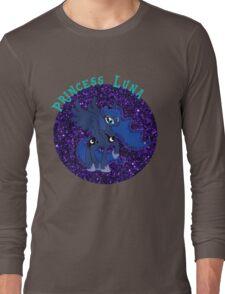 PrincessLunaGlitter Long Sleeve T-Shirt