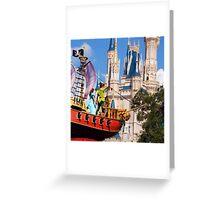 PETER PAN/ WALT DISNEY WORLD Greeting Card