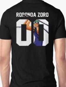Roronoa Zoro Squad Jersey T-Shirt