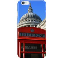 Traditional London iPhone Case/Skin