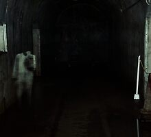 headless worker-paranormal studies by leapdaybride
