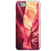Slot Canyon Colors iPhone Case/Skin