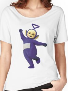 Tinky Winky Women's Relaxed Fit T-Shirt