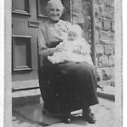 Great-grandmother at Tramway Cottages, Thornhill, Yorkshire in the 19th century by Dennis Melling