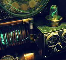 Steampunk Time Machine 1.0 by PiscesAngel17