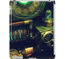 Steampunk Time Machine 1.0 iPad Case/Skin