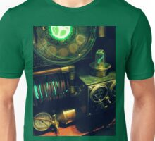 Steampunk Time Machine 1.0 Unisex T-Shirt