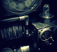 Steampunk Time Machine 1.1 by PiscesAngel17