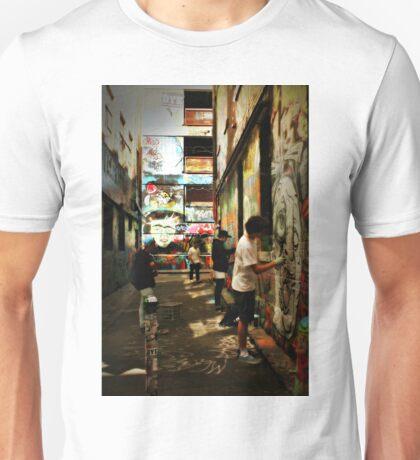 Artists at Work Unisex T-Shirt