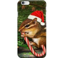 Critter Christmas iPhone Case/Skin