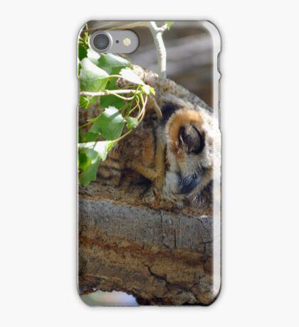 Shhhhh! iPhone Case/Skin