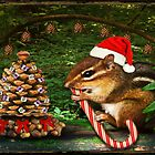 Critter Christmas by SRowe Art